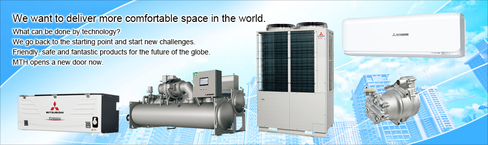 mitsubishi heavy industries thermal systems, ltd.