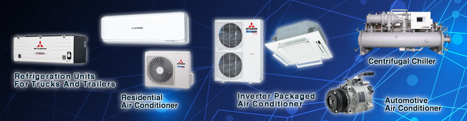 Air-Conditioning & Refrigeration Systems | MITSUBISHI HEAVY