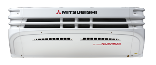 Refrigeration Units for Trucks and Trailers | MITSUBISHI