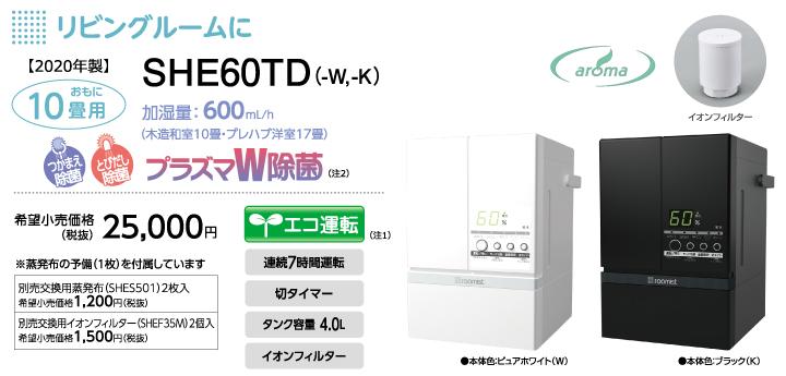 三菱 SHE60TD